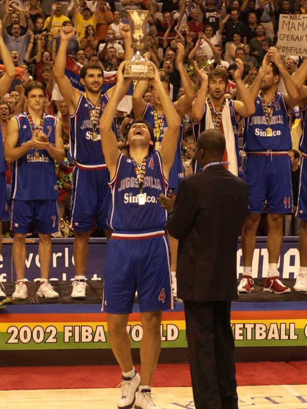 2002 FIBA World Basketball Championship