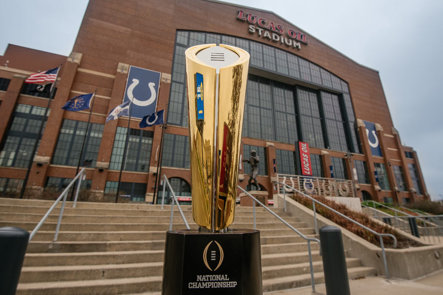 INDY NAMED AS HOST CITY